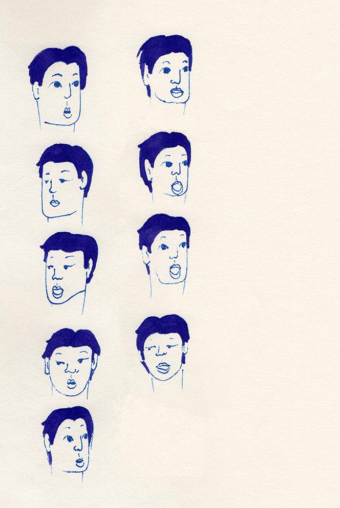 Blue Hair-Jim
